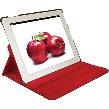 Digital Treasures® Props Pivot Carrying Case For New iPad 3, Black