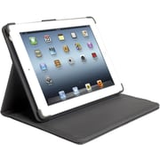 Digital Treasures 08613 Folio Case for Apple iPad, Black