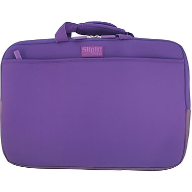 Digital Treasures® SlipIt! Pro 15in. Notebook Case, Purple