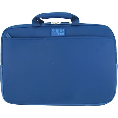 Digital Treasures® SlipIt! Pro 15in. Notebook Case, Navy Blue