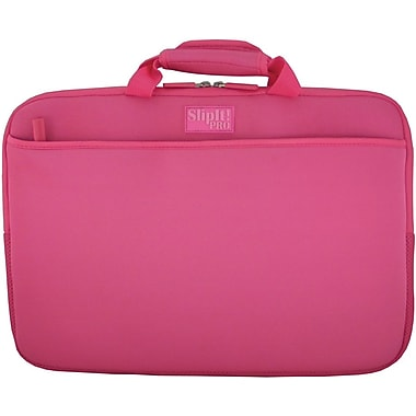 Digital Treasures® SlipIt! Pro 15in. Notebook Case, Pink