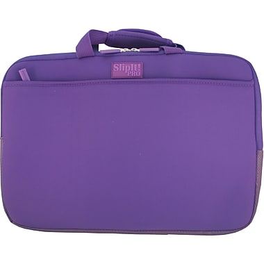 Digital Treasures® SlipIt! Pro 17in. Notebook Case, Purple