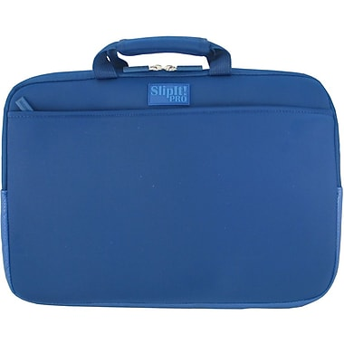 Digital Treasures® SlipIt! Pro 17in. Notebook Case, Navy Blue
