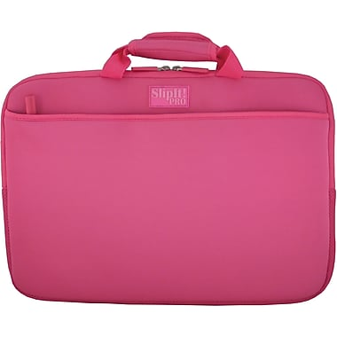Digital Treasures® SlipIt! Pro 17in. Notebook Case, Pink