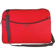 Digital Treasures® SlipIt! Pro Reversible 17 Notebook Case, Red