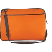 Digital Treasures® SlipIt! Pro Reversible 17 Notebook Case, Orange