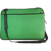 Digital Treasures® SlipIt! Pro Reversible 17 Notebook Case, Green
