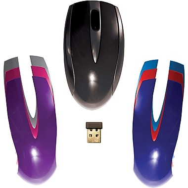 Digital Treasures® ClickIt! SwitchLid Wireless Mouse