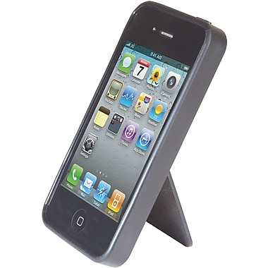 Digital Treasures® Props Kicks iPhone Case For iPhone 4/4S, Black