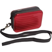 Digital Treasures® SecureShell Camera Case, Red
