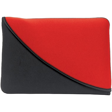 Digital Treasures® FlipIt! 10in. Netbook Sleeve, Red