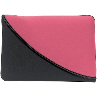 Digital Treasures® FlipIt! 10in. Netbook Sleeve, Pink