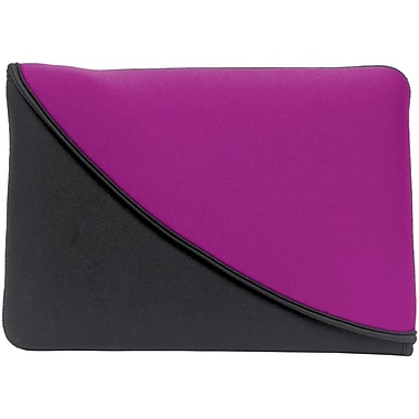 Digital Treasures® FlipIt! 10in. Netbook Sleeve, Purple