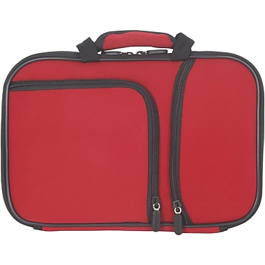 Digital Treasures® PocketPro 10in. Netbook Case, Red