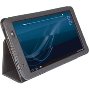 Digital Treasures 8168 Vinyl Folio Case for Arnova Tablet, Black