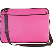 Digital Treasures® SlipIt! Pro Reversible 17 Notebook Case, Pink
