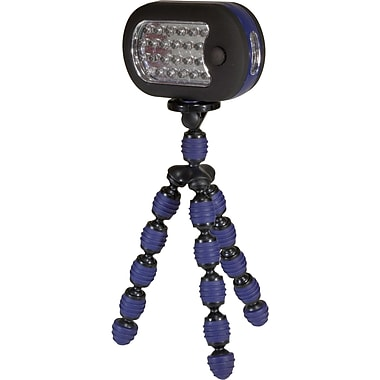 Digital Treasures® GrippIt! Flashlight, Navy