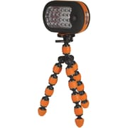 Digital Treasures® GrippIt! Flashlight, Orange