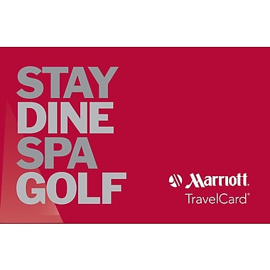Marriott Gift Card, $200