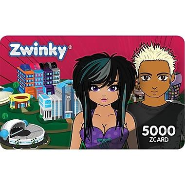 Zwinky Gift Card, $25