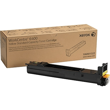 Xerox® 106R01322 Yellow Toner Cartridge