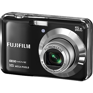 Fuji AX650 Digital Camera, Black