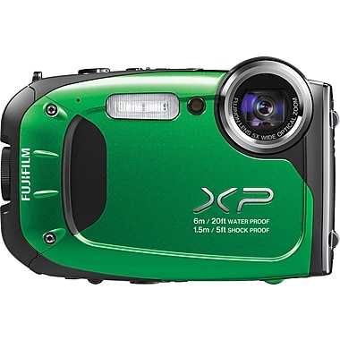 Fuji XP60 Digital Camera, Green
