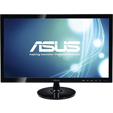 "Asus VS228H-P 21.5"" Black LED-Backlit LCD Monitor, HDMI, DVI"
