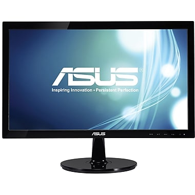 Asus® VS208N-P 20in. Widescreen LED LCD Monitor