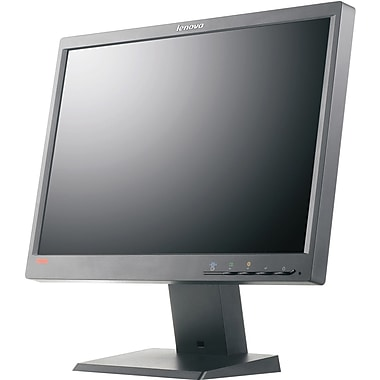 Lenovo™ ThinkVision LT1952p 19in. Widescreen LED LCD Monitor