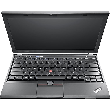 Lenovo™ ThinkPad X230 23252SU 12.5in. LED LCD Laptop, Intel® Dual-Core™ i5-3320M 2.60GHz 500GB HDD