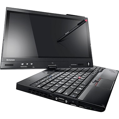 Lenovo™ ThinkPad X230 12.5in. LED Convertible Windows Tablet PC, Intel® Core™ i7 500GB