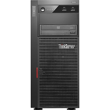 Lenovo™ ThinkServer TS430 4GB RAM Intel® Xeon® E3-1220V2 Quad-Core™ 3.10GHz Tower Server