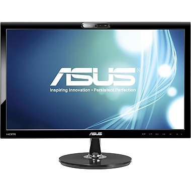 Asus® VK228H-CSM 21.5in. Widescreen LED LCD Monitor