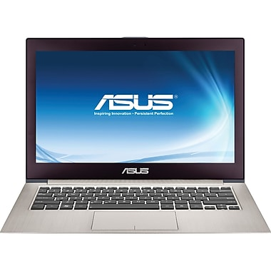 Asus® Zenbook UX31A 13.3in. LED LCD Ultrabook, 3rd Gen Intel® Dual-Core™ i7-3517U Ivy Bridge 1.90GHz