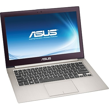 Asus® Zenbook UX32VD 13.3in. LED LCD Ultrabook, 3rd Gen Intel® Dual-Core™ i7-3517U 1.90GHz 500GB HDD