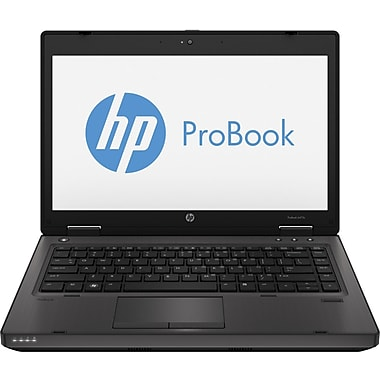 HP® Smart Buy Probook 6475B 14in. LED LCD Laptop, AMD Dual-Core™ A4-4300M 2.50GHz 4GB