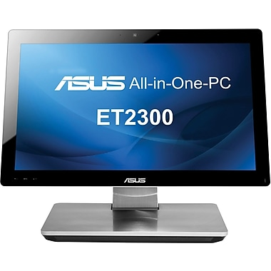 Asus® ET2300INTI-B040K All-in-One Desktop PC, Intel® Quad-Core™ i5-3330 3.0GHz