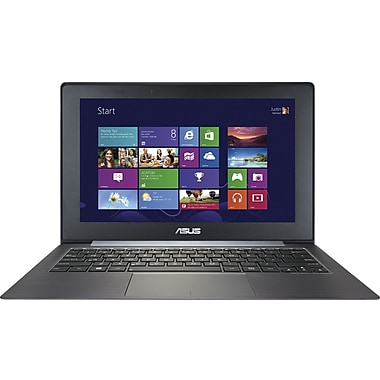 Asus® TAICHI21 11.6in. LED LCD Ultrabook, 3rd Gen Intel® Dual-Core™ i5-3317U 1.70GHz