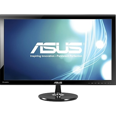 Asus® VS278Q-P 27in. Widescreen LED LCD Monitor