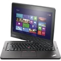 Lenovo™ ThinkPad Twist 12.5in. Black LED LCD Ultrabook, Intel® Dual-Core™ i3-3217U 1.80GHz 4GB
