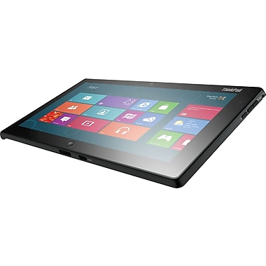 Lenovo™ ThinkPad Tablet 2 10.1in. Slate Windows Net-Tablet PC, Intel® Atom™ 64GB