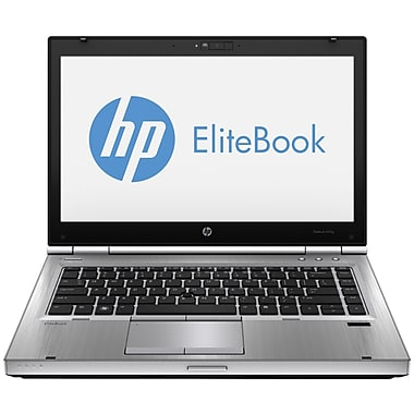 HP® Elitebook 8470P 14in. LED LCD Laptop, Intel® Dual-Core™ i5-3320M 2.60GHz 4GB W7P