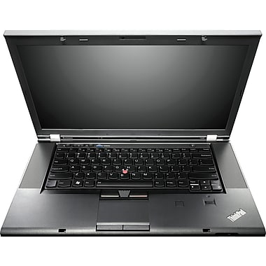 Lenovo™ ThinkPad T530 15.6in. HD+ LED LCD Laptop, 3rd Gen Intel® Dual-Core™ i5-3320M 2.60GHz