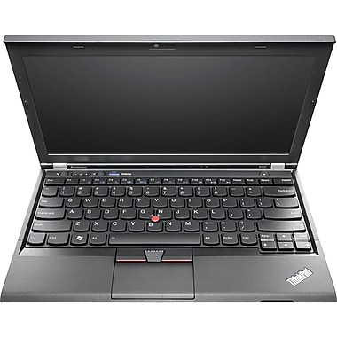 Lenovo™ ThinkPad X230 12.5in. LED LCD Laptop, 3rd Gen Intel® Dual-Core™ i5-3320M 2.60GHz W7P