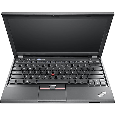 Lenovo™ Topseller ThinkPad X230 12.5in. LED LCD Laptop, 3rd Gen Intel® Dual-Core™ i5-3320M 2.60GHz