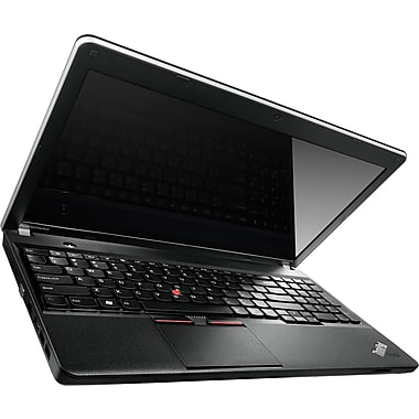 Lenovo™ ThinkPad Edge E535 15.6in. Matte Black LED LCD Laptop, AMD Dual-Core™ A4-4300M 2.50GHz 4GB