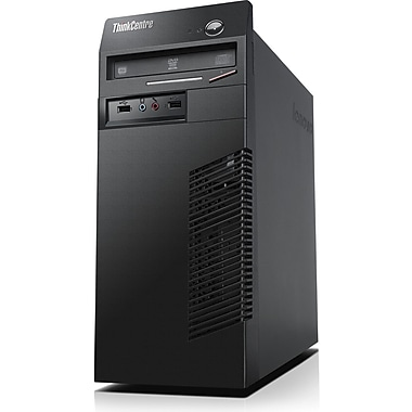 Lenovo™ ThinkStation M72E 0958A6U Desktop PC, Intel® Dual-Core™ i3-3220 3.30GHz