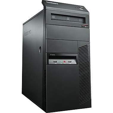 Lenovo™ TopSeller M78 Desktop PC, AMD Dual-Core™ A4-5300 3.40GHz