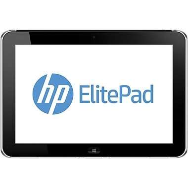 HP® Smart Buy ElitePad 900 D3H87UT 10.1in. Slate Windows Net-Tablet PC, Intel® Atom™ 32GB